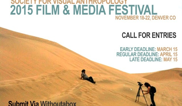 CALL FOR PRESCREENERS — 2015 Society for Visual Anthropology Film & Media Festival