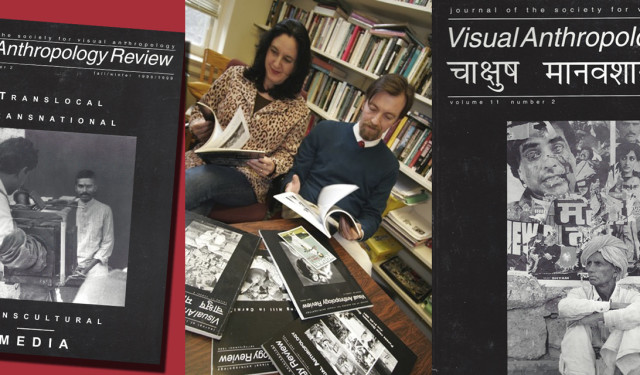 "Call for Co-Editor of ""Visual Anthropology Review"""