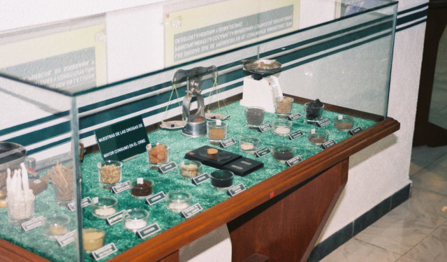 VAR SUPPLEMENTS: Ethan Sharp on Narcocultura at the Mexican Military Museum