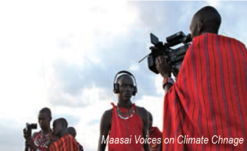 Maasai Voices on Climate Change...