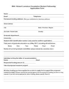 SVA-Lemelson-Application-Form 2018-2019 - Society for Visual